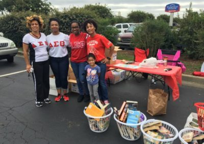 2017 Genesis Joy House Charity Ride and Book Donation Drive