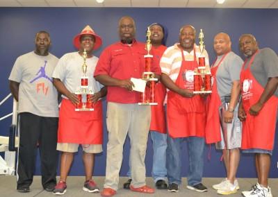 Backyard BBQ Winners